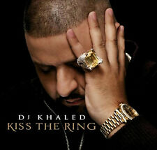 DJ Khaled - Kiss the Ring [New CD] Explicit, Deluxe Edition