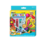 Window Paint Sticker Glass Deco 1 AMOS Magic Art 6 Colors DIY Kids Art Craft