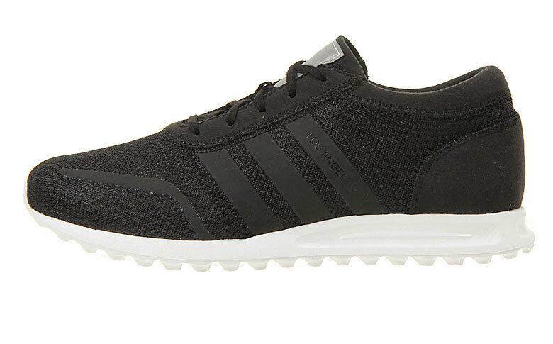Adidas Original Los Angeles Zapatillas Zapatos Correr Runner Caminar Negro S31533