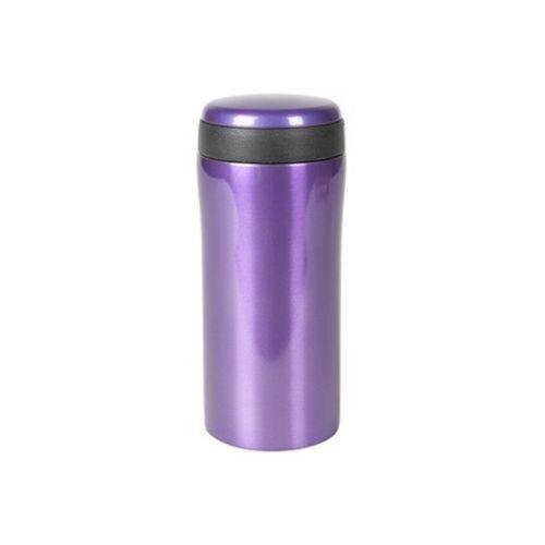 Sommet 300ml acier inoxydable tasse thermique couleurs diverses camping potable