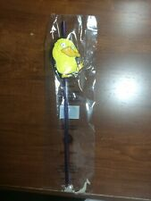 1X Detective Pikachu Psyduck Slurpee Straw RARE IN-HAND SOLD OUT