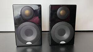 Monitor Audio Radious 90 Altavoces Negro Brillante