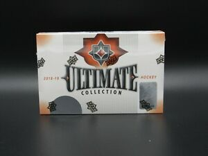 2018-19-UPPER-DECK-ULTIMATE-COLLECTION-HOCKEY-SEALED-8-BOX-CASE