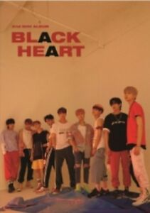 UNB-2nd-Mini-Album-Black-ver-CD-Booklet-Photocard-Free-Shipping