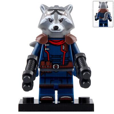 Rocket Raccoon Mini figure Avengers Endgame