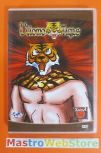 L-039-UOMO-TIGRE-VOLUME-1-Japan-Collection-Mondo-Home-DVD-dv12M
