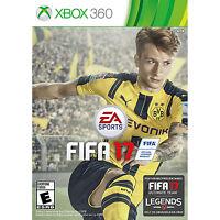 FIFA 17 (Microsoft Xbox 360, 2016) Video Games
