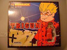 kubrick  trigun figures