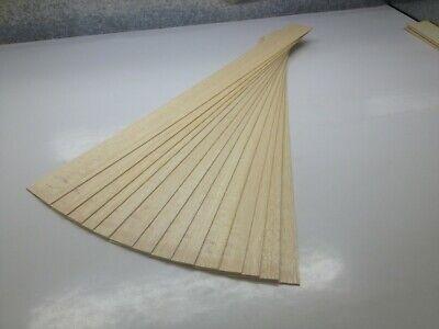 Sig Balsa Wood Sheets 3 32 Quot X 3 Quot X 36 Quot 14 Sheets Ebay