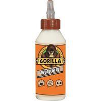 (case Of 12) 8oz Gorilla Wood Glue Strongest Glue/adhesive In The Jungle