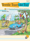 Terrific Tunes for Two, Bk 2 by Alfred Publishing Co., Inc. (Paperback / softback, 1997)