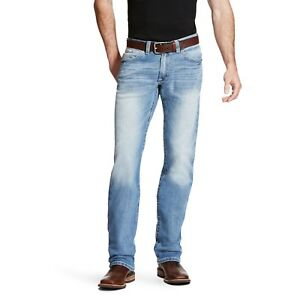 Ariat-Men-039-s-M2-Relaxed-Stirling-Stretch-Boot-Cut-Jeans-10020942