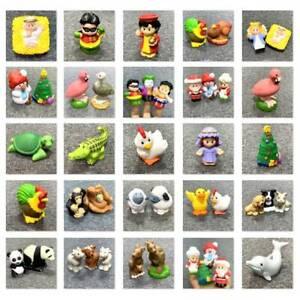 Fisher-Price-Little-People-CHRISTMAS-Dc-Zoo-Animal-Disney-Princess-figure-TOYS