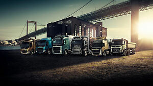 volvo fh repair manuals