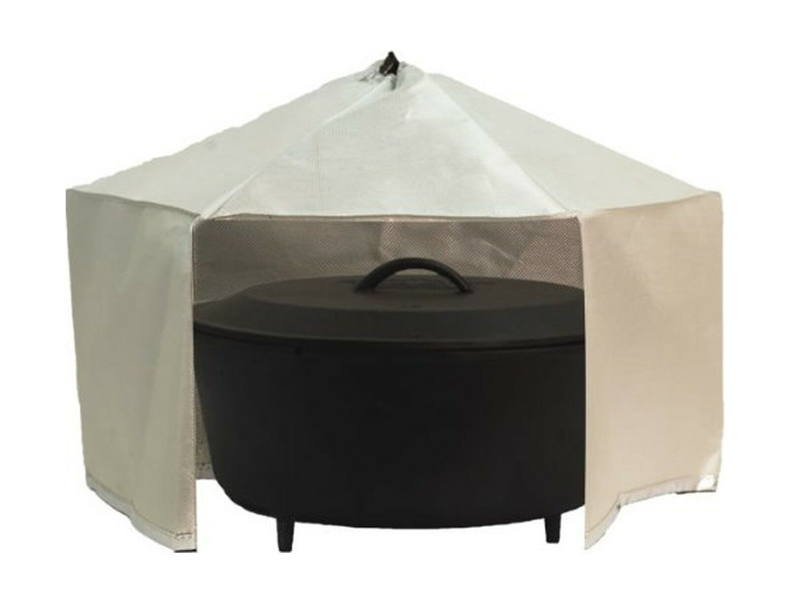 Camp Chef Dutch Oven  Dome for Propane Grill Free Shipping  unique shape