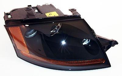 Audi XENON DRL LED HEADLAMP, RIGHT (TT Quattro 00-06) OEM AL LUS4601 8N0941004BK