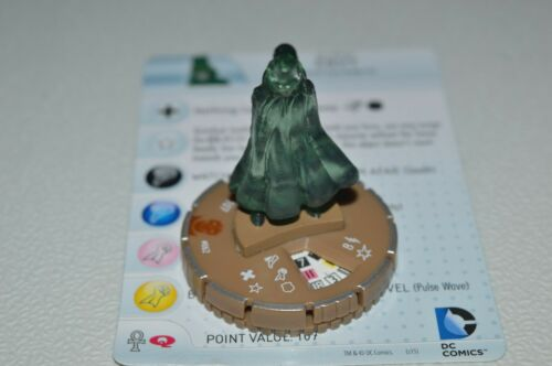 DC Heroclix Justice League Trinity War 061 Envy Chase