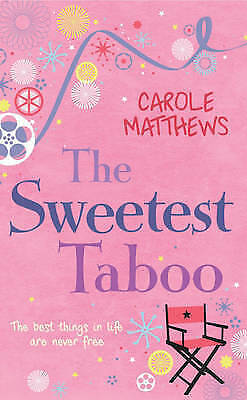 """AS NEW"" The Sweetest Taboo, Matthews, Carole, Book"
