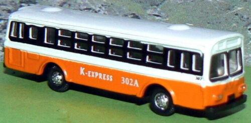 Train électrique  éch N Bus # 44