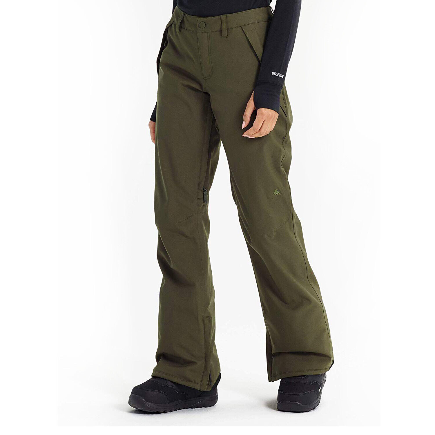 BURTON Womens 2019 Snowboard Snow - Society Pant - Forest Night