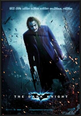 "The Dark Knight Rises Movie Silk Fabric Poster 24x36/"" 056 Batman"