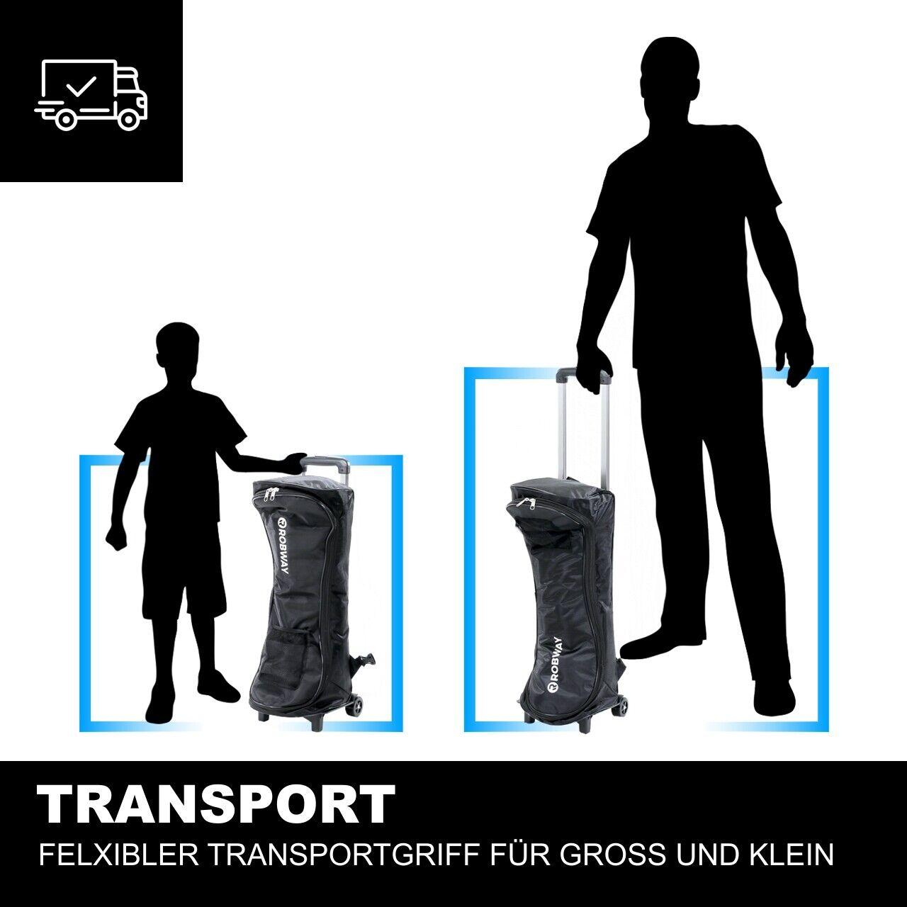 Dauerhaft Tragetasche Rucksack Bag Hoverboard Tasche Transporttasche Transport
