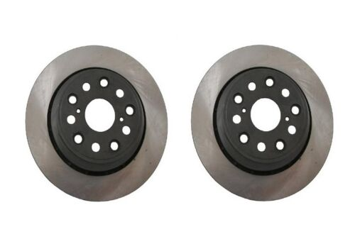 For Lexus LS460 07-12 Set Of 2 Rear Disc Brake Rotor OE Replacement 405 30 025