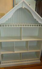 Kids Dollhouse Bookcase In White For Sale Online Ebay