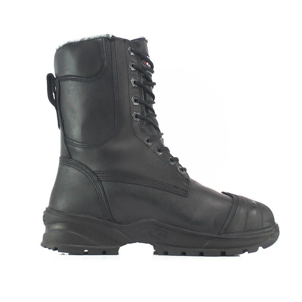 Los últimos zapatos de descuento para hombres y mujeres Cofra Energy Motosierra GORE-TEX Cuero Botas De Seguridad EN381 Clase3