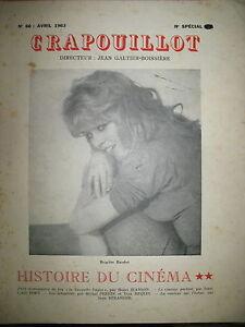 HISTOIRE-DU-CINEMA-LA-NOUVELLE-VAGUE-BRIGITTE-BARDOT-LE-CRAPOUILLOT-1963