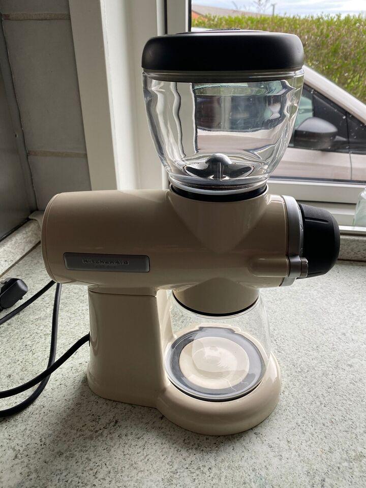 Keramisk kaffekværn, KitchenAid Artisan