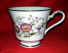 "Noritake Asian Song #7151 China - Coffee / Tea Cup 3 1/2"" Diameter x 3 1/4"" tall"