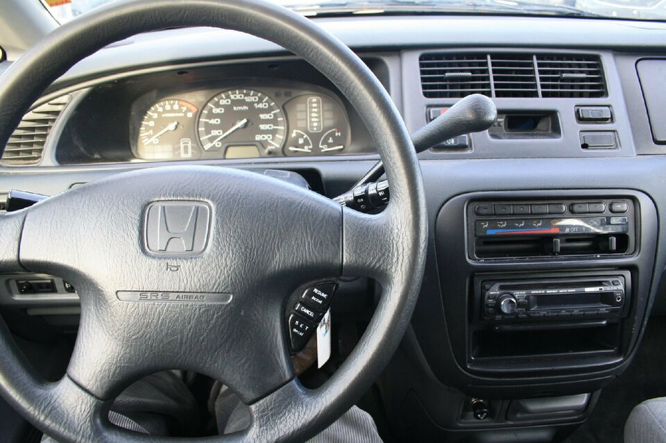 Honda Shuttle 2,3i ES aut. 7prs Benzin aut. modelår 1998 km