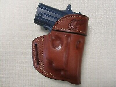Fits SIG P238 WITH CRIMSON TRACE LASER OWB PANCAKE HOLSTER,RIGHT HAND