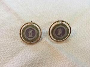 Wedgwood-18th-century-lilac-green-white-tricolor-jasper-14K-cufflinks