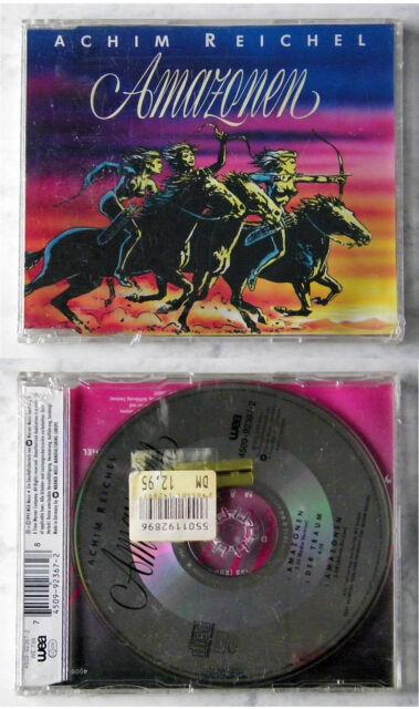 ACHIM REICHEL Amazonen .. 1993 Warner Maxi-CD OVP/NEU