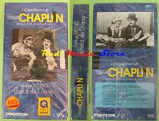 film VHS ANTOLOGIA 1915-1916 CHARLOT ESSANAY chaplin SIGILLATA (F67) no dvd