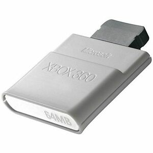 XBOX-360-Ufficiale-Microsoft-64mb-Scheda-di-Memoria-Unita-1st-Class-consegna