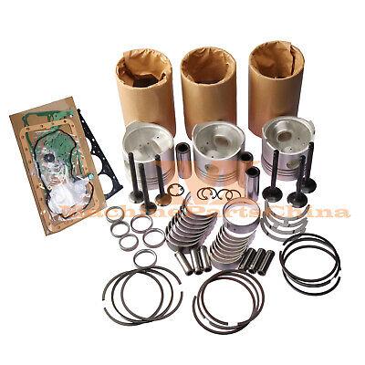 Solarhome D1105 Engine Full Gasket Set For Kubota RTV1100 RTV1100CW9 RTV1140CPX RTV1100RW9 F2560 RTV1100 ZD28