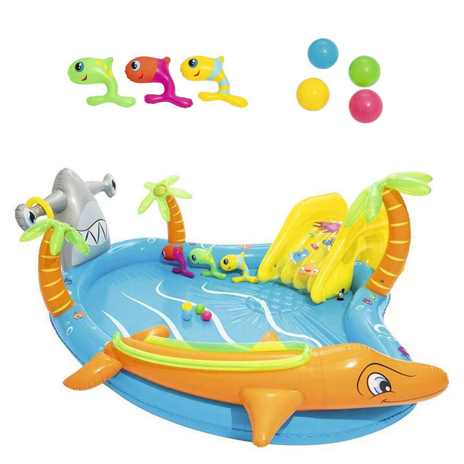 Planschbecken Kinderpool Schwimmbecken Swimmingpool Baby Pool Becken Aufblasbar