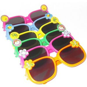 54f225b635b9 Pack of 18 Novelty Sunglasses - Party Bag Fillers Toys Favours Sun ...
