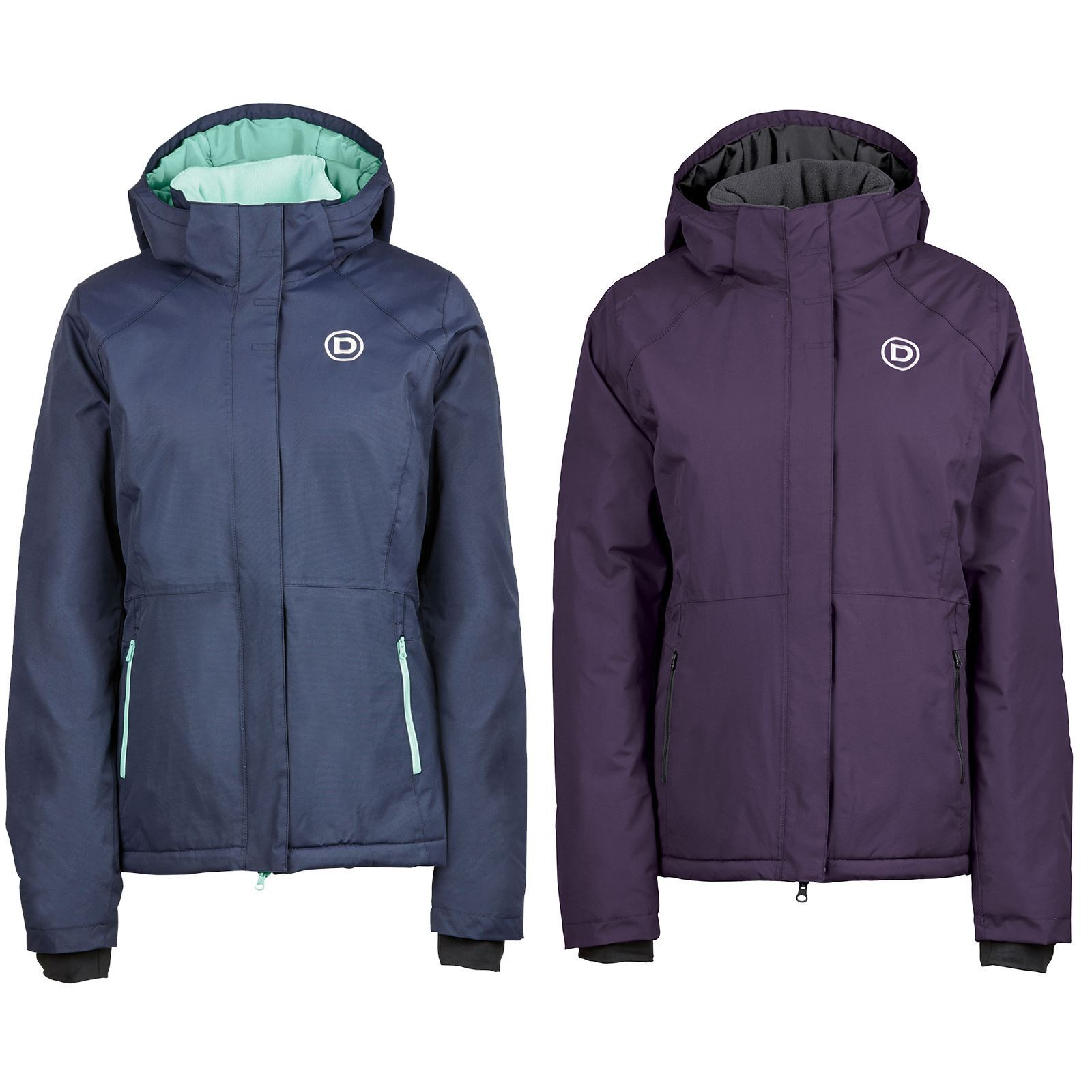 Dublin ANNABELLE Donna Giacca Outdoor Impermeabile Invernale Paese Equitazione