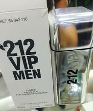 Treehouse: Carolina Herrera 212 VIP EDT Tester Perfume Spray For Men 100 ml