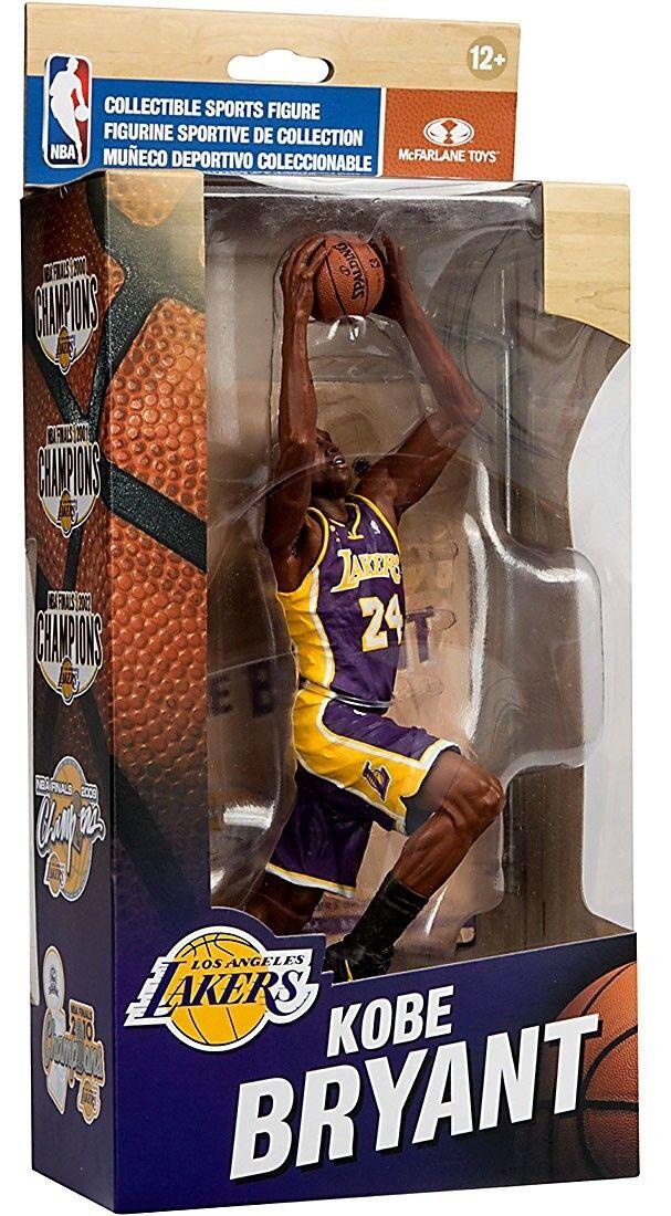 NBA Championship Series Kobe Bryant Action Figure [NBA Finals 2009]
