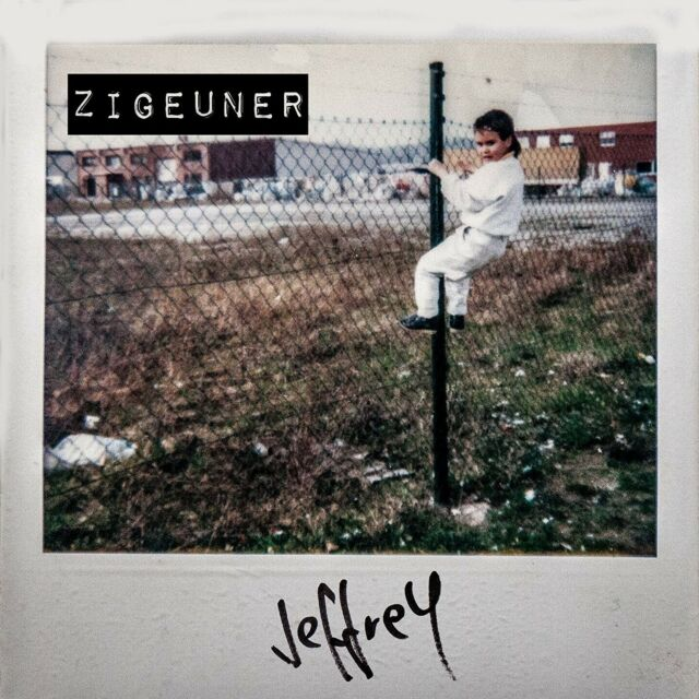JEFFREY - ZIGEUNER   CD NEUF