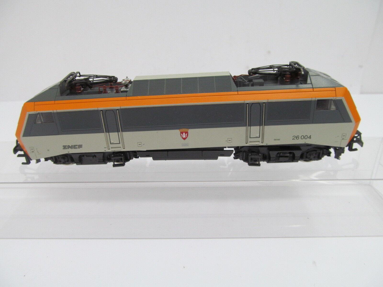 Eso-11964   h0 E-Lok SNCF 26004 con usura minima