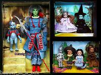 Guard Monkey Wizard Of Oz Barbie Doll Dorothy Wicked Witch Glinda Kelly No Box