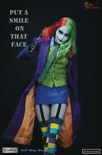 Wolf King 1/6 Scale Female Joker Action Figure WK89008A Batman DC Comics