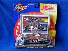 Winners Circle Dale Earnhardt Sam Bass Art Print Diorama Set 1/43 Goodwrench #3