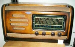 Radio-d-epoca-CONTINENTAL-RADIO